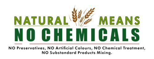 NO CHEMICALS new