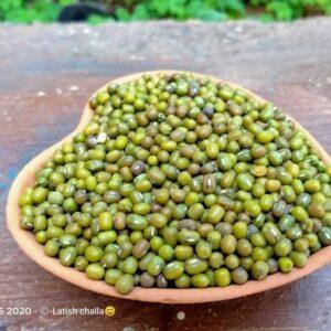 Green Moong Naati