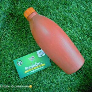 Mud Glass Bottle 1Ltr